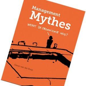 Mijn nieuwe boek is er! Management Mythes
