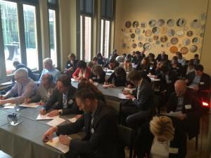 Deelnemers aan het PMO congres schrijven hun verhaal