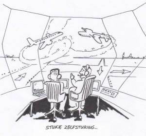 Beheersing cartoon def